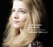 Valentina Tóth her debut album 'Hungarian Horizon' is album of the month at Opus Klassiek