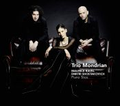 Back in Holland: Trio Mondrian performs at Stadsgehoorzaal in Leiden on May, 31
