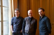 Nicola Sergio Trio performed in Italian Institute of Culture of Paris