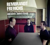 Review of the day by Scott Yanow: Rembrandt Frerichs - Continental