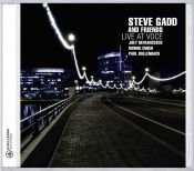 Review by Scott Yanow: Steve Gadd and Friends - Live at Voce