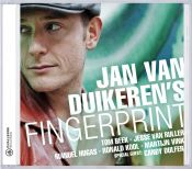 Review by Scott Yanow: Jan van Duikeren's Fingerprint