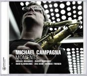 Review by Scott Yanow: Michael Campagna - Moments