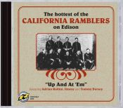 Review by Scott Yanow: The California Ramblers - Up and At Em