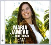 Review by Scott Yanow: Maria Jameau and Blue Brazil - Gema