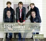 Review by Scott Yanow: Evegy Ring Quartet - Ya Tashus