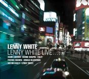 Review by Scott Yanow - Lenny White - Lenny White Live