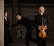 Tremendous success: Goeyvaerts String Trio collect almost £ 15 000 on Kickstarter!