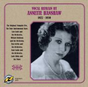 Great review of Annette Hanshaw on Vintage Jazz Mart