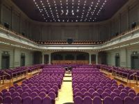 Artist in residence at concerthall Leiden.