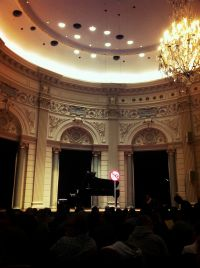 ending and beginning of season at the Concertgebouw.