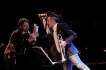 Paolo Fresu & Rembrandt live in duo, BIMhuis.