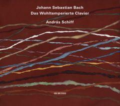 J.S. Bach:  Das Wohltemperierte Clavier Buch I / II