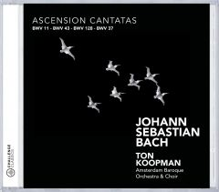 Ascension Cantatas
