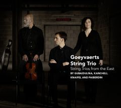 String Trios from the East