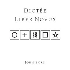 Dictee - Liber Novus
