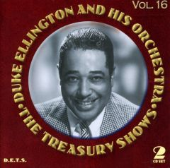 Duke Ellington - The Treasury Shows Volu