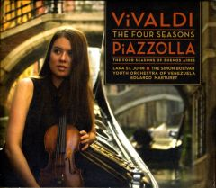 Four Seasons / Vivaldi & Piazzolla