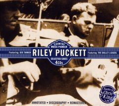 Riley Puckett , selected sides