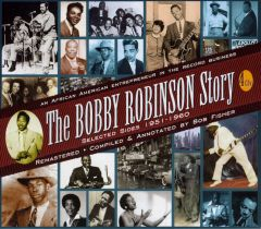 The Bobby Robinson Story - Selected Sides 1951 - 1960