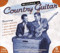 Country Guitar - Selected Sides 1935-1955