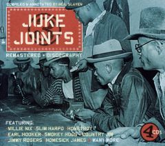 Juke Joints 3 - Tough music from tough times