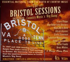 The Bristol Sessions 1927 - 1928