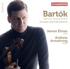 Bartok: Works for Violin and Piano Vol. 2