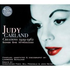 Judy Carland Creations 1929-1962 (songs she introduced)