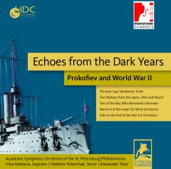 Echoes from the dark years. Prokofiev and World War II