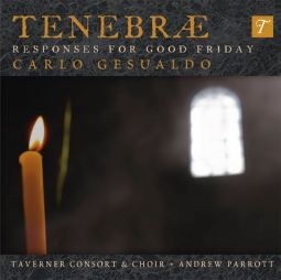 Gesualdo Tenebræ Responses for Good Friday