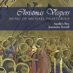 Christmas Vespers - Music of Michael Praetorius