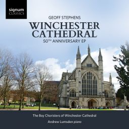 Winchester Cathedral - 50th Anniversary EP