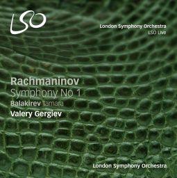 Rachmaninov Symphony No. 1 / Balakirev Tamara