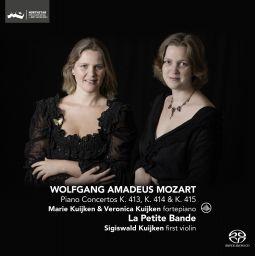 Piano Concertos KV. 413, KV. 414 & KV. 415