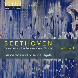 Sonatas for Fortepiano and Violin Volume 3
