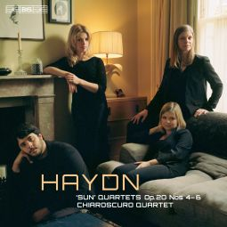 String Quartets Op.20 Nos. 4-6, Vol.2