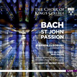 St John Passion (Live)