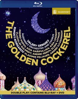 The Golden Cockerel (BluRay   DVD)