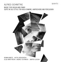 Schnittke Works for Violin and Piano