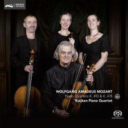 Piano Quartets K. 493 & K. 478