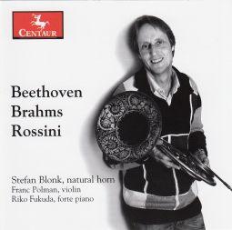 Beethoven Brahms Rossini