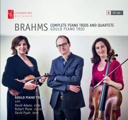 Complete Piano Trios and Quartets (6 CD-BOX)