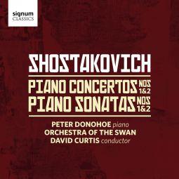 Piano Concertos Nos 1 & 2; Piano Sonatas Nos. 1 & 2