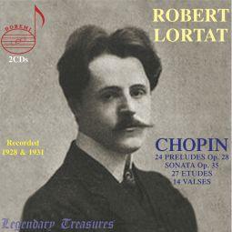 Legendary Treasures - Robert Lortat
