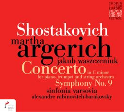 Concerto for piano in C minor Op. 35, Symphony no. 9 in E-flat major Op. 70