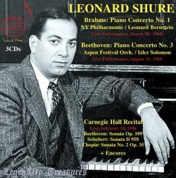 Legendary Treasures - Leonard Shure