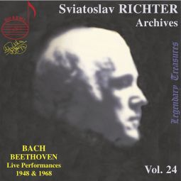 Sviatoslav Richter | Legendary Treasures - Vol. 24