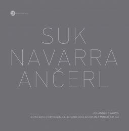 Concerto for Violin, Cello and Orchestra (vinyl)