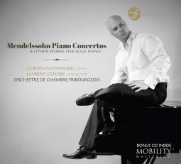 Piano Concertos & Other Works for Solo Piano